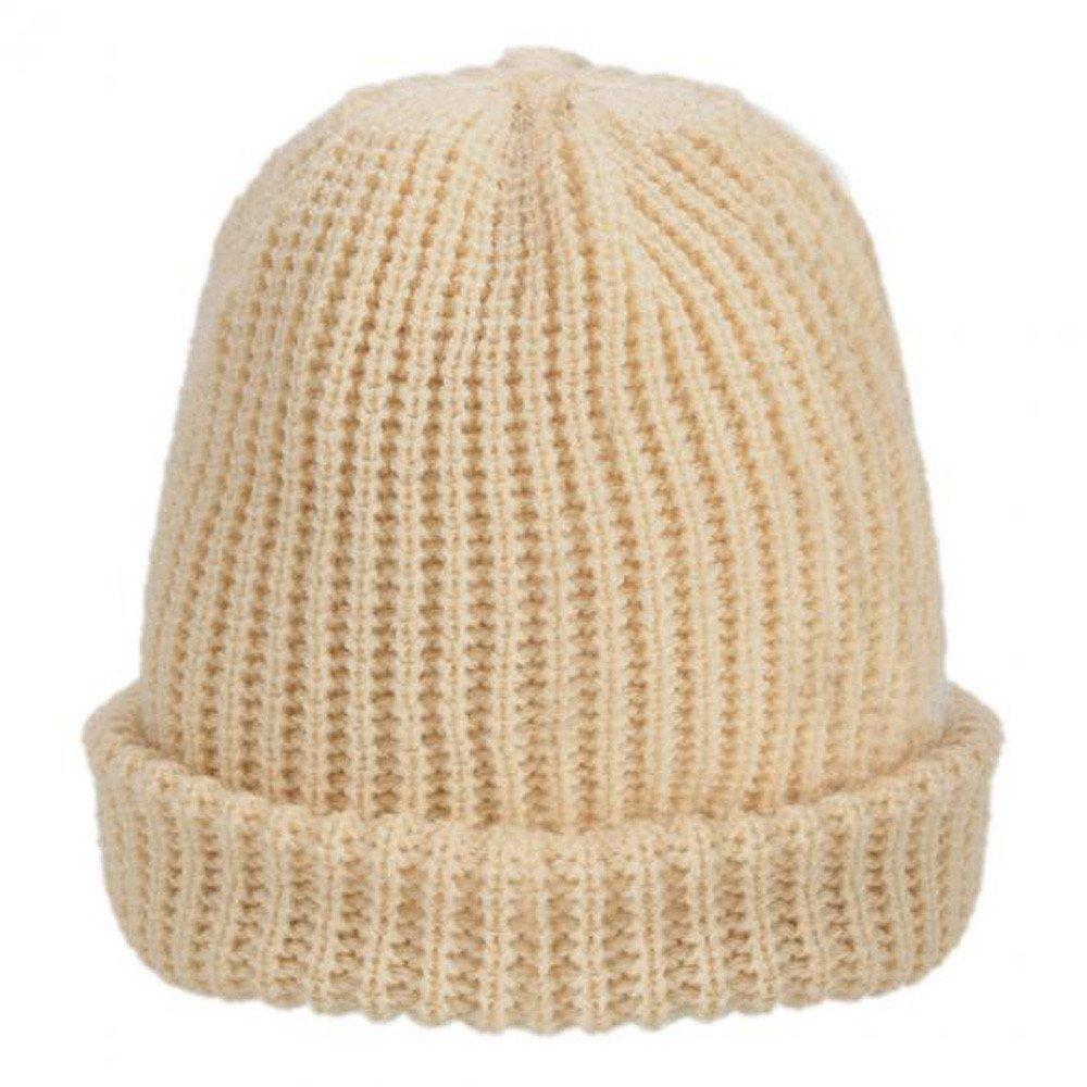EOWEO Caps Hat,2019 anniversary celebration Men Women Warm Winter Knit Ski Beanie Skull Slouchy Cap Hat BG