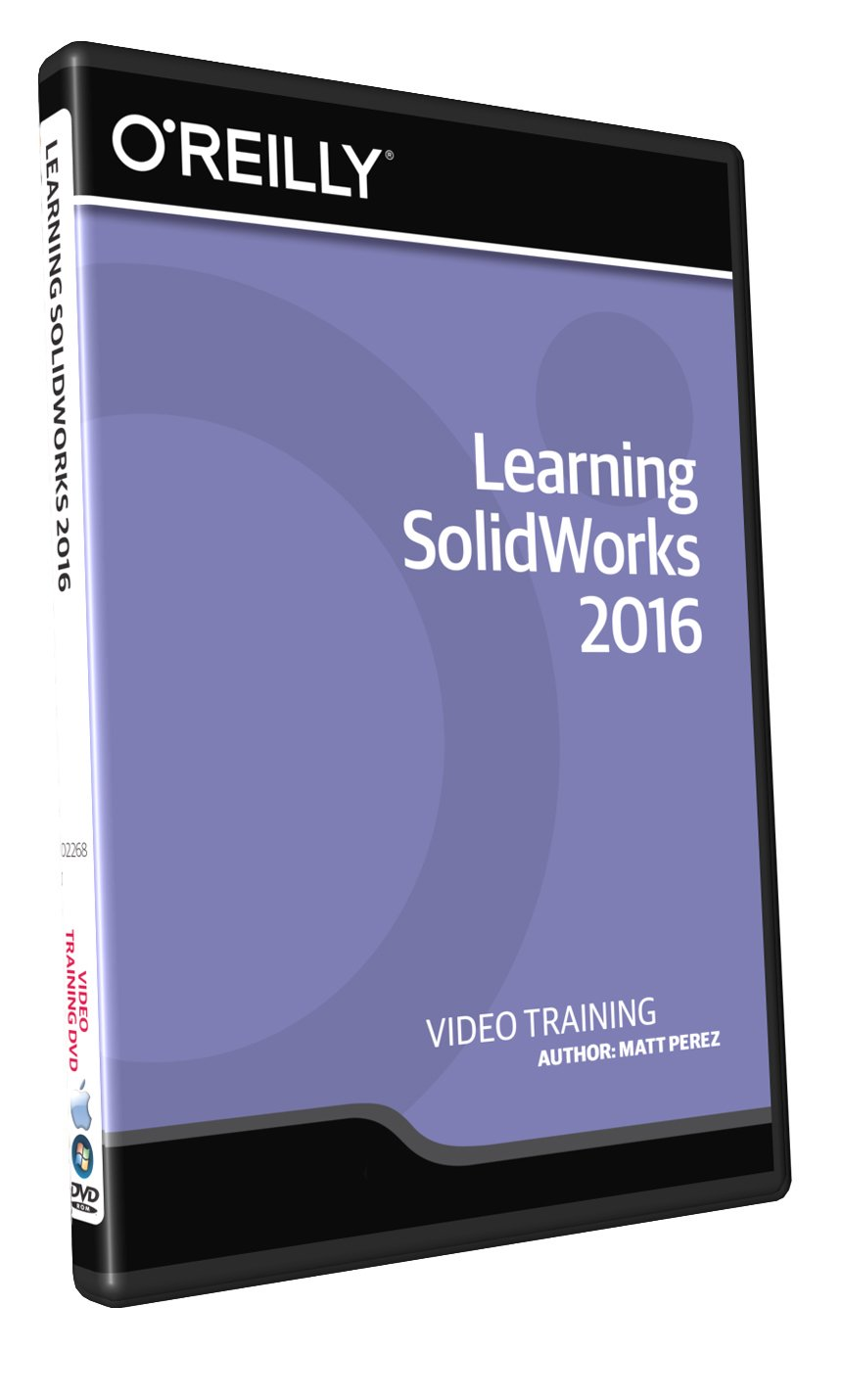 Learning SolidWorks 2016 - Training DVD: Amazon ca: Software