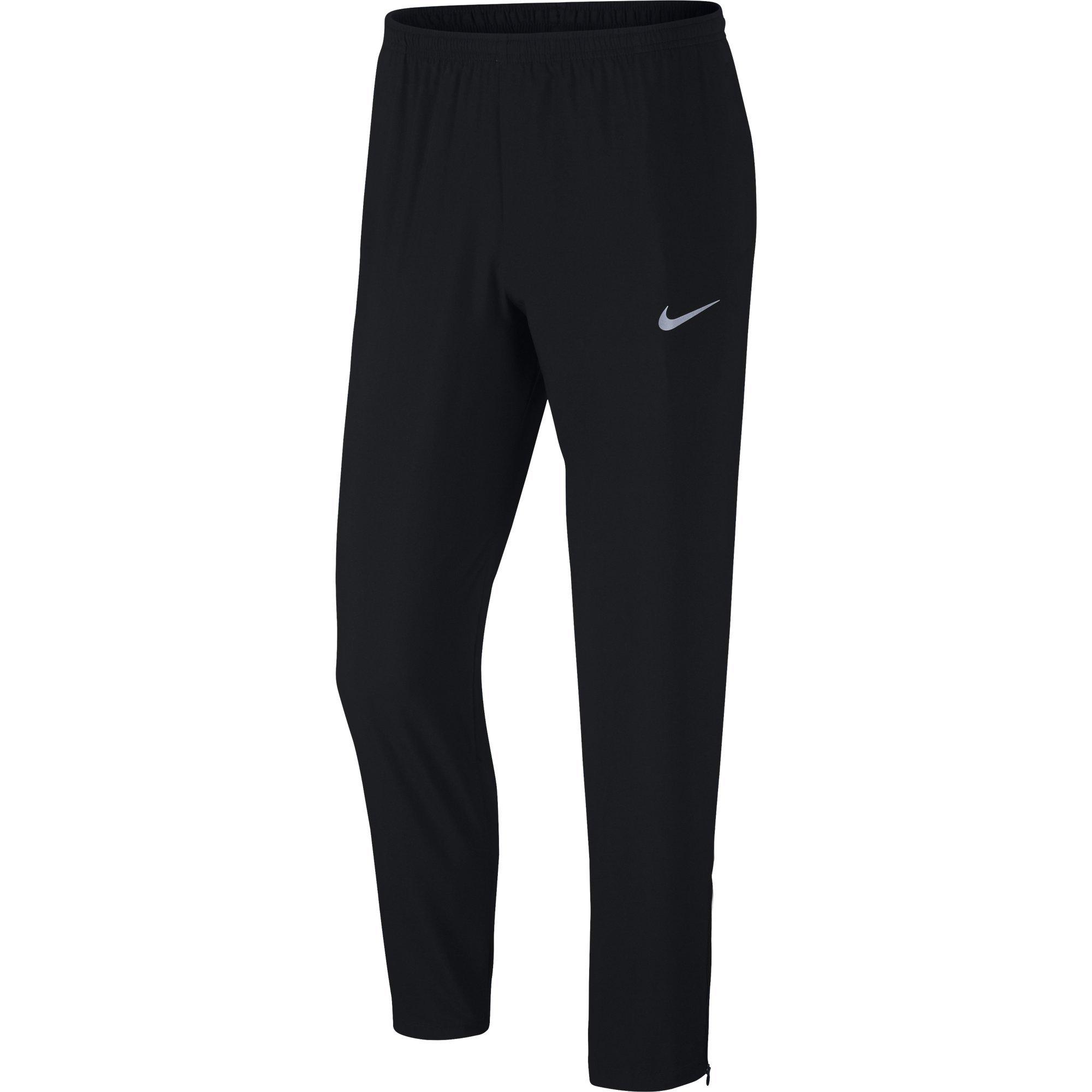 NIKE Men's Running Pants, Black, Small by Nike