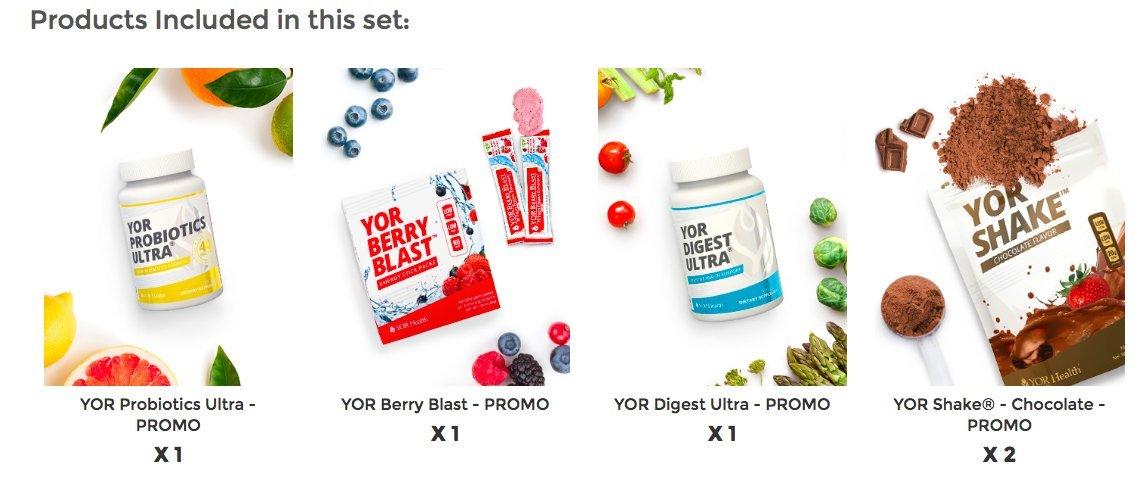 Amazon.com: Yor Salud: Slim Set (Premium Producto de calidad ...