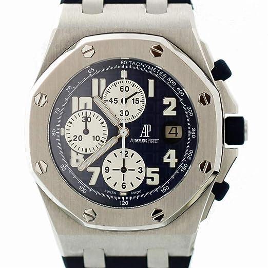 Audemars Piguet Reloj De Cuerda Automática Offshore De Royal Oak para Hombres: Audemars Piguet: Amazon.es: Relojes