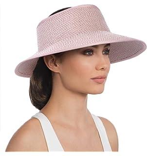 96f7eeef8bc4e2 Eric Javits Luxury Women's Designer Headwear Hat - Lil Squishee Visor