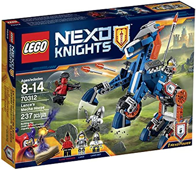 LEGO NexoKnights 70312 Lance's Mecha Horse