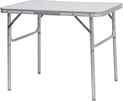 E-starain Table de Camping Pliante Réglable en Hauteur en ...
