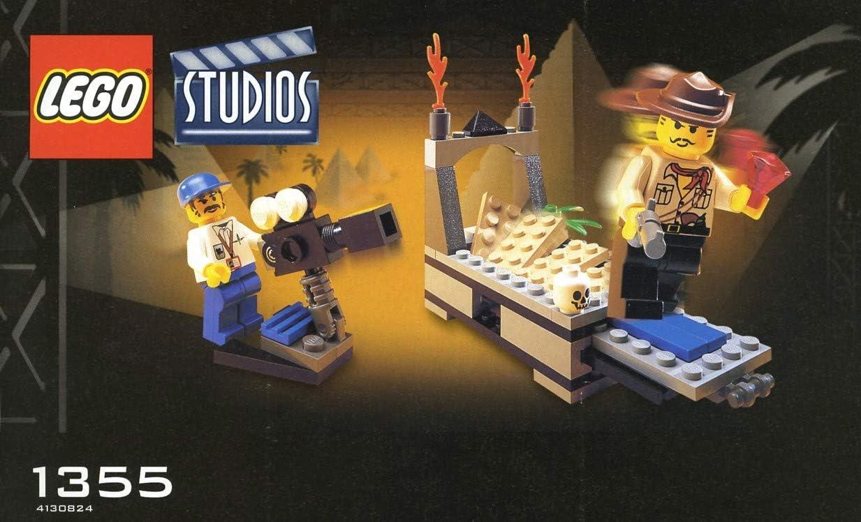Lego Studios Temple of Gloom 1355
