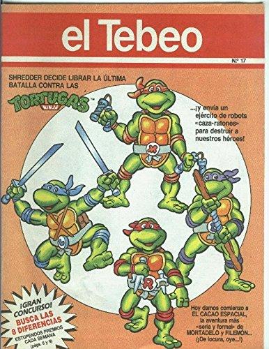 El Tebeo edicion 1991 numero 017: Varios: Amazon.com: Books