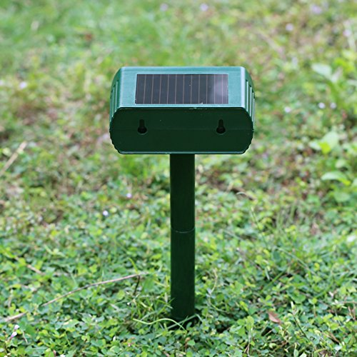 Powerful Sonic Small Animal Repellent Outdoor Repeller