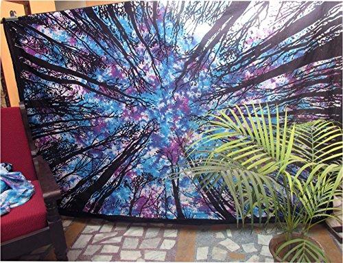 Tie Dye Tapestry - 1