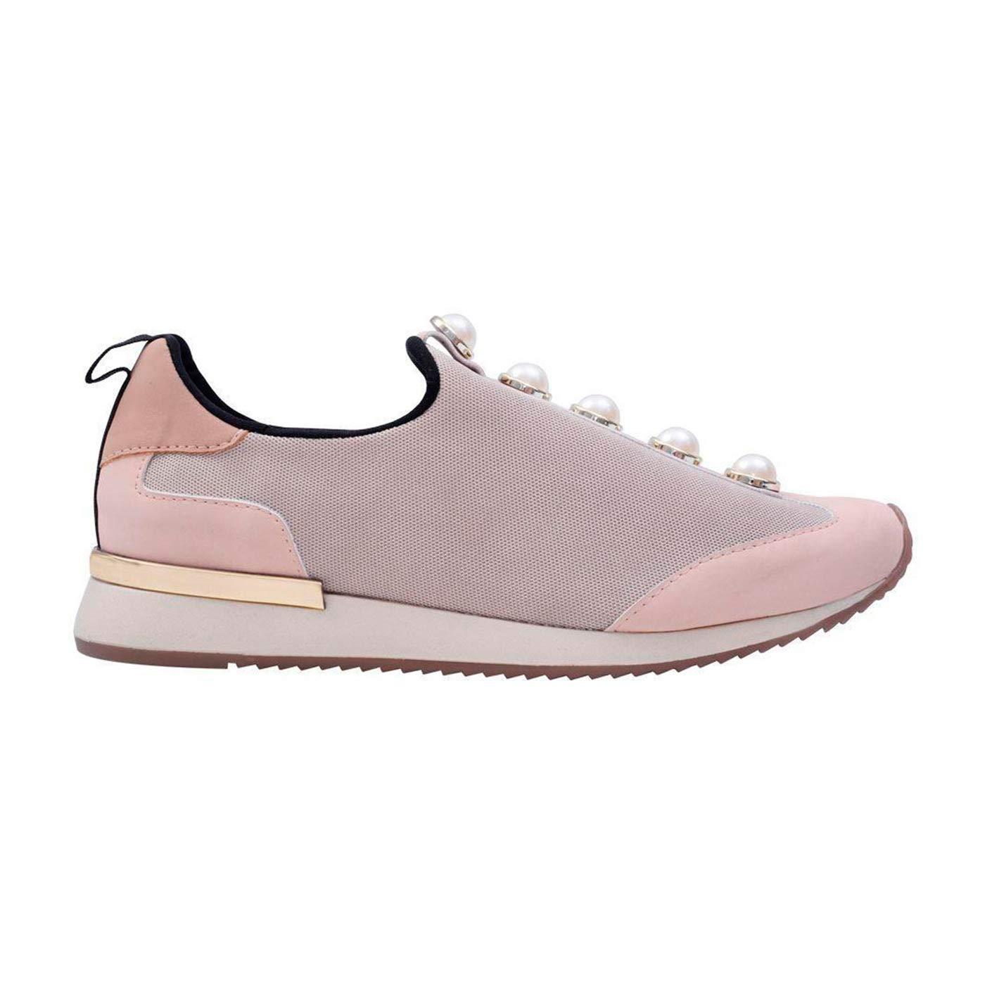 6ad3f9f1ca8b0 Amazon.com: MERCEDES CAMPUZANO 2636 Personalized Sneakers Women ...