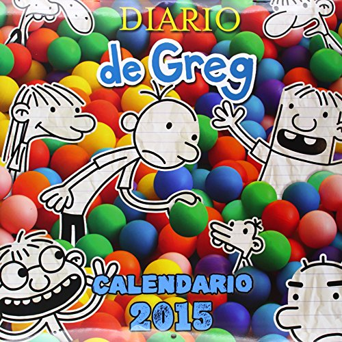 Descargar Libro Diario De Greg. Calendario 2015 Jeff Kinney