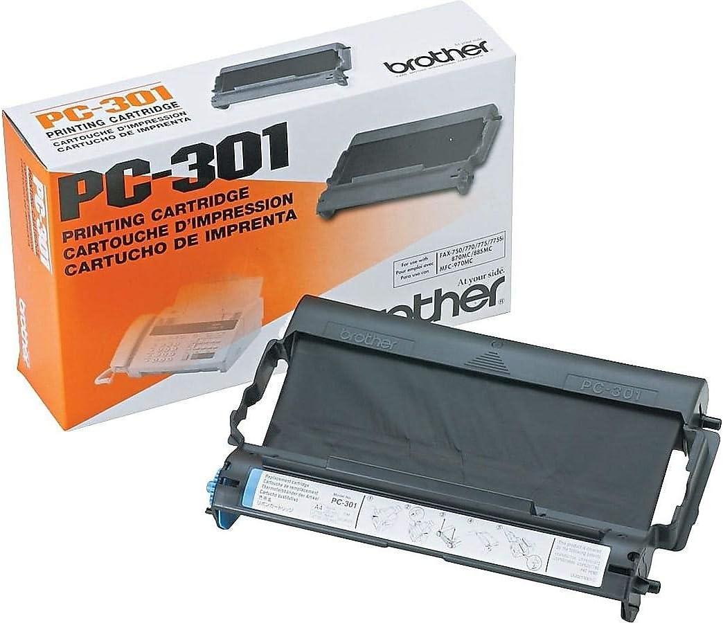 Brother Pc 301 Mehrfachkassette Inkl Computer Zubehör