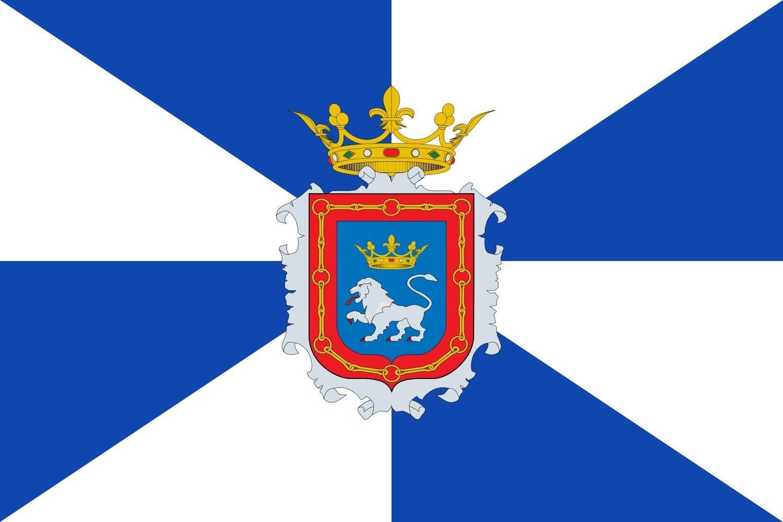 DIPLOMAT-FLAGS Pamplona Antigua 3 | Ciudad de Pamplona Navarra-España hasta 1923 Bandera | Bandera Paisaje | 0.06m² | 20x30cm Banderas de Coche: Amazon.es: Jardín