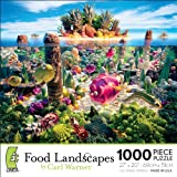 Food Landscapes by Carl Warner - Coralscape