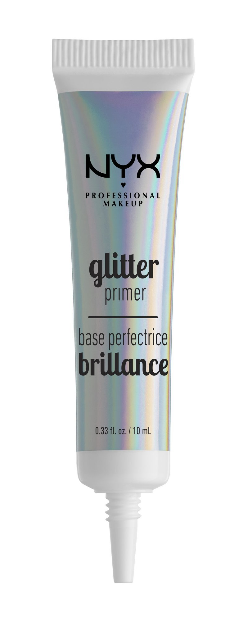 NYX PROFESSIONAL MAKEUP Glitter Primer, 0.33 Fluid Ounce
