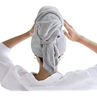 US Absorbing Bear Magic Quick-Dry Bath Hat WrapTwist Bath Towel Drying Fast Hair