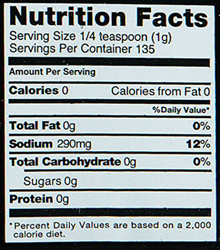 Johnny's Chicken and Pork Seasoning, 4.75 Ounce (Pack of 6) by Johnny's (Image #1)