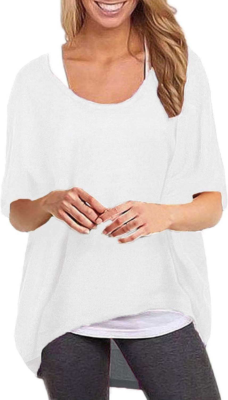 ZANZEA Camisetas Mujer Baggy Suelto Pullover Cuello Redondo Manga Larga Otoño Sudadera Casual Loose Tee T Shirt
