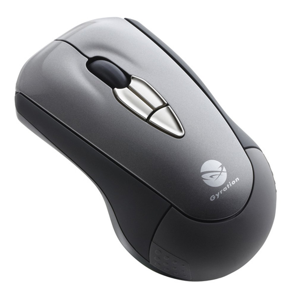 Gyration Air Mouse Mobile (Black)