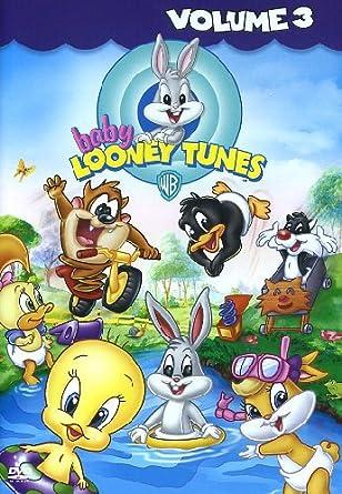 Amazon Com Looney Tunes Baby Looney Tunes 03 Italian Edition Movies Tv