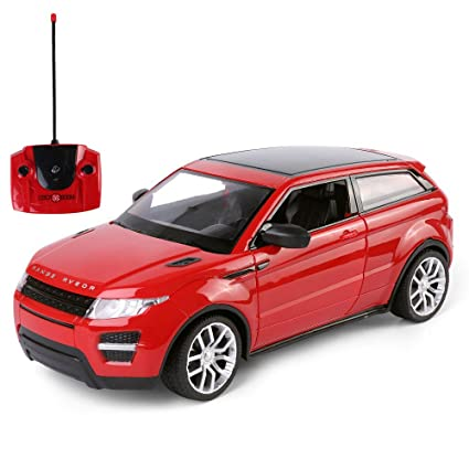 Amazon Com 1 16 Scale Toy Car Easy To Control Remote Controlled