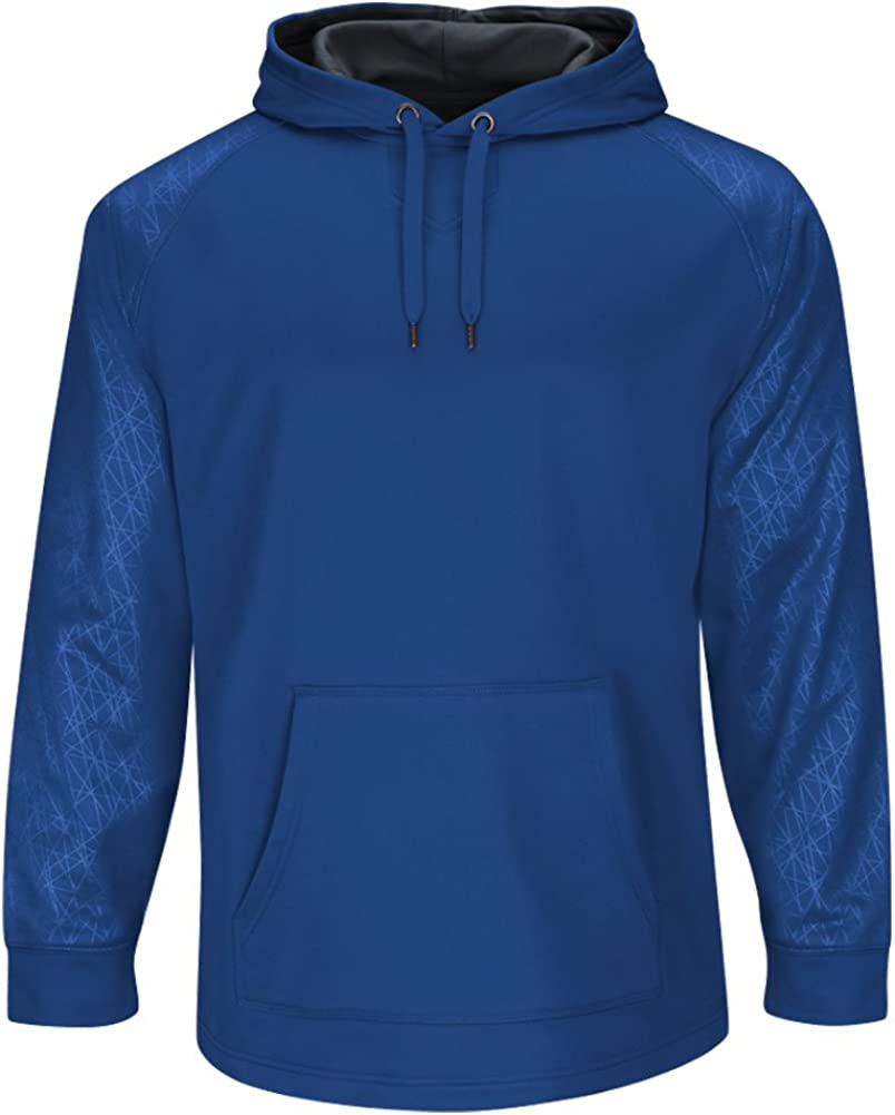 Top 7 Majestic Home Plate Hooded Tech Fleece Pullover