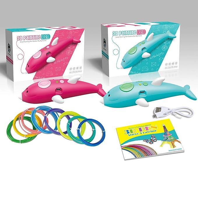 Bolígrafo Doodler De Impresión 3D, Bolígrafo Lindo De Impresora De ...