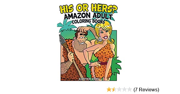 His Or Hers Amazon Adult Coloring Books And Art Book Series