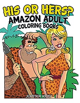 His Hers Amazon Adult Coloring ebook