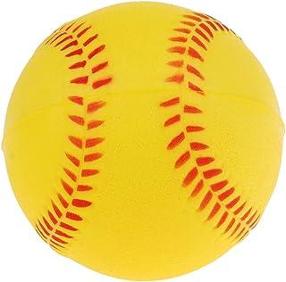 P Prettyia 9' Balle de Baseball Équipement Formation de Baseball 7cm