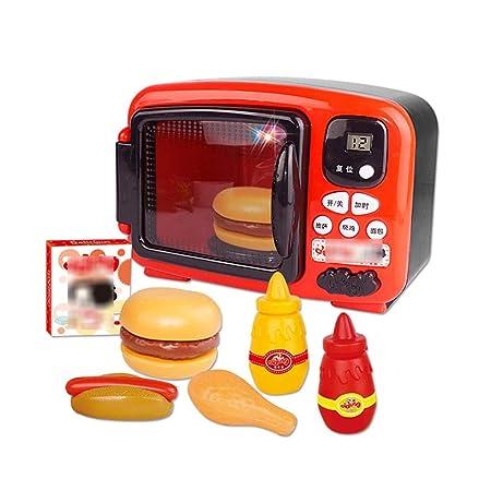 Juguetes de cocina Utensilios de Cocina Mini niños Juegos de ...