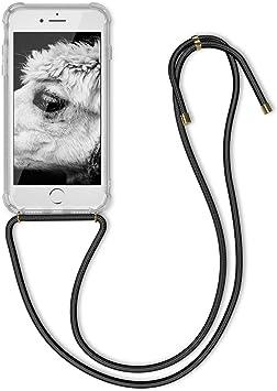 kwmobile Funda con Cuerda Compatible con Apple iPhone 7/8 / SE ...
