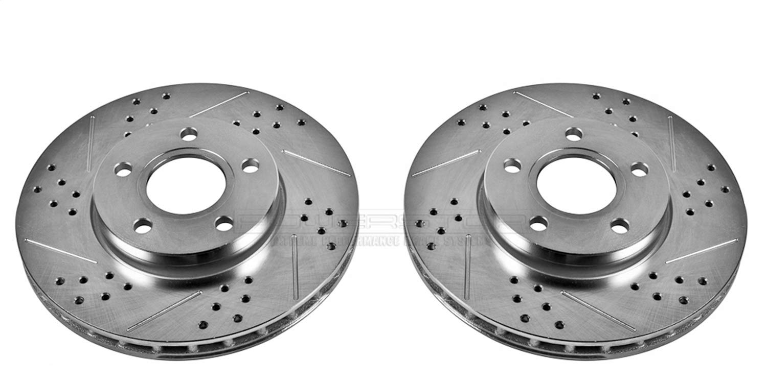 For 2013 Ford C-Max Front+Rear OE Disc Brake Rotors /& Ceramic Pads