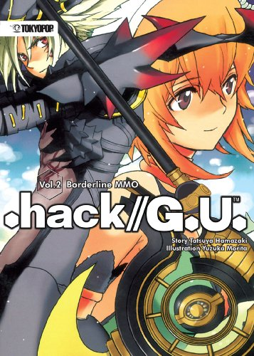 .hack// G.U. (novel) Volume 2