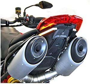 Ducati Hypermotard 950 Rear Turn Signals (2019-Present) - New Rage Cycles