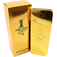 Paco Rabanne One Million homme/men, Eau de Toilette, Natural Spray, 1er Pack (1 x 200 ml)