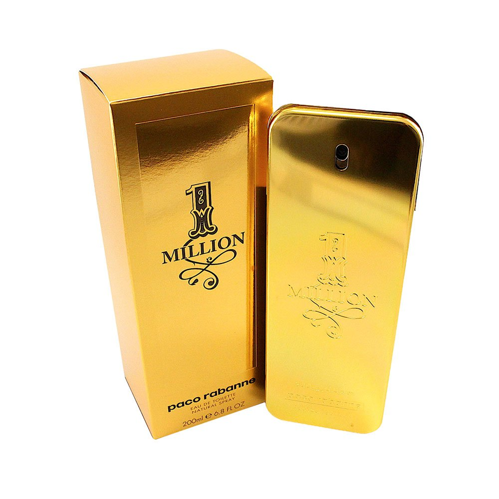 1 Million by Paco Rabanne for Men - 6.8 Ounce EDT Spray by Paco Rabanne