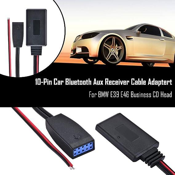 Car Bluetooth4.1 Module For Bmw E39 //e46 //e53 Business Cd Head Units Aux Adapter