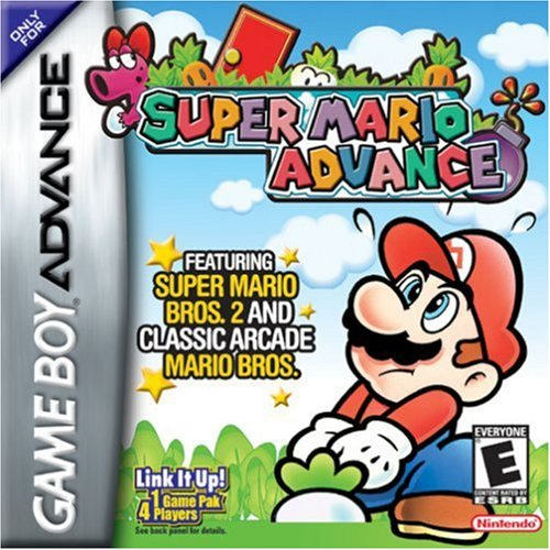 Super Mario Advance (Super Mario Bros 2 The Lost Levels)