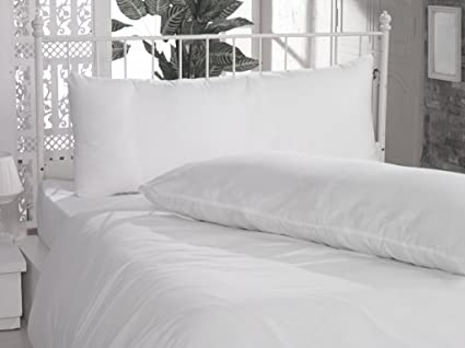 American Pillowcase 2 Body Pillowcase Set, 100% Cotton, 300 Thread Count,  21x60