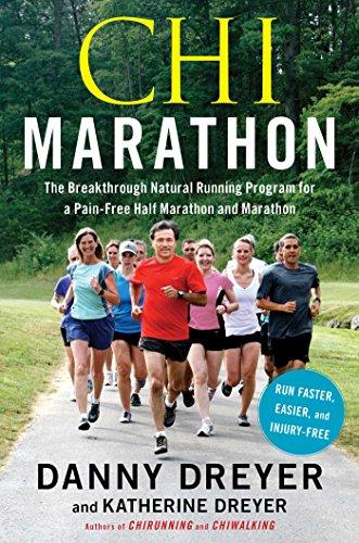 Chi Marathon: The Breakthrough Natural Running Program for a Pain-Free Half Marathon and Marathon cover