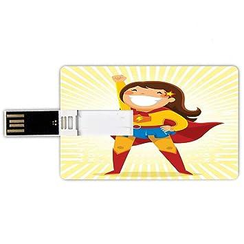 16GB Forma de Tarjeta de crédito de Unidades Flash USB ...