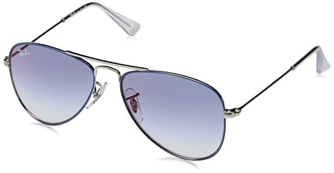 RAY-BAN JUNIOR 0RJ9506S Gafas de sol, Silver On Top Light ...