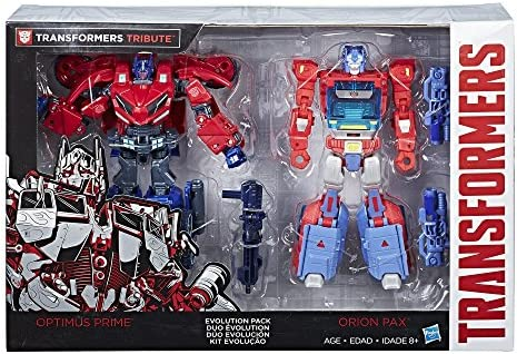Transformers Generations Deluxe Class Autobot Optimus Prime ACTION FIGURE!