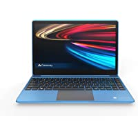 "Gateway 14.1"" Ultra Slim Notebook, FHD, Intel Celeron, Dual Core, 4GB/64GB, Tuned by THX Audio, Mini HDMI, Cortana, 1MP…"