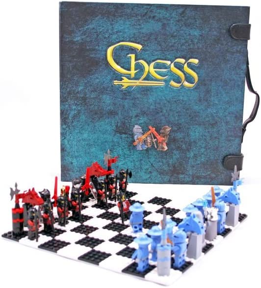 Lego Knights Kingdom Chess Set