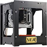 KKmoon NEJE DK-8-KZ 1000mW Mini USB Laser Engraver Carver Automatic DIY Print Engraving Carving Machine Off-line Operation with Protective Glasses