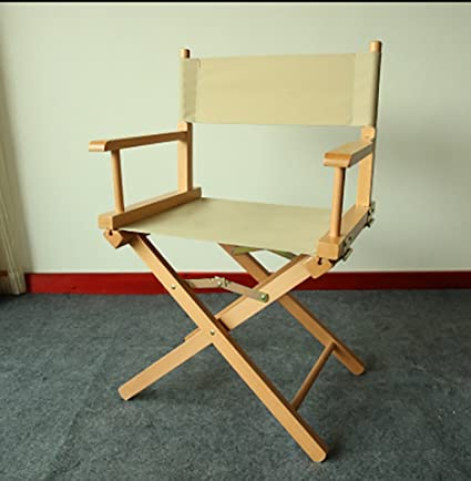 Superb Tyz Folding Chair Wooden Director Chair Canvas Folding Chair Home Interior And Landscaping Ferensignezvosmurscom
