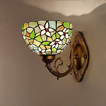 DZ Mediterrane Wand Lampe Schlafzimmer Badezimmer Minimalistischen ...