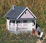 PIKO G SCALE MODEL TRAIN BUILDINGS - UNCLE SAM'S FARMHOUSE for sale  Delivered anywhere in USA