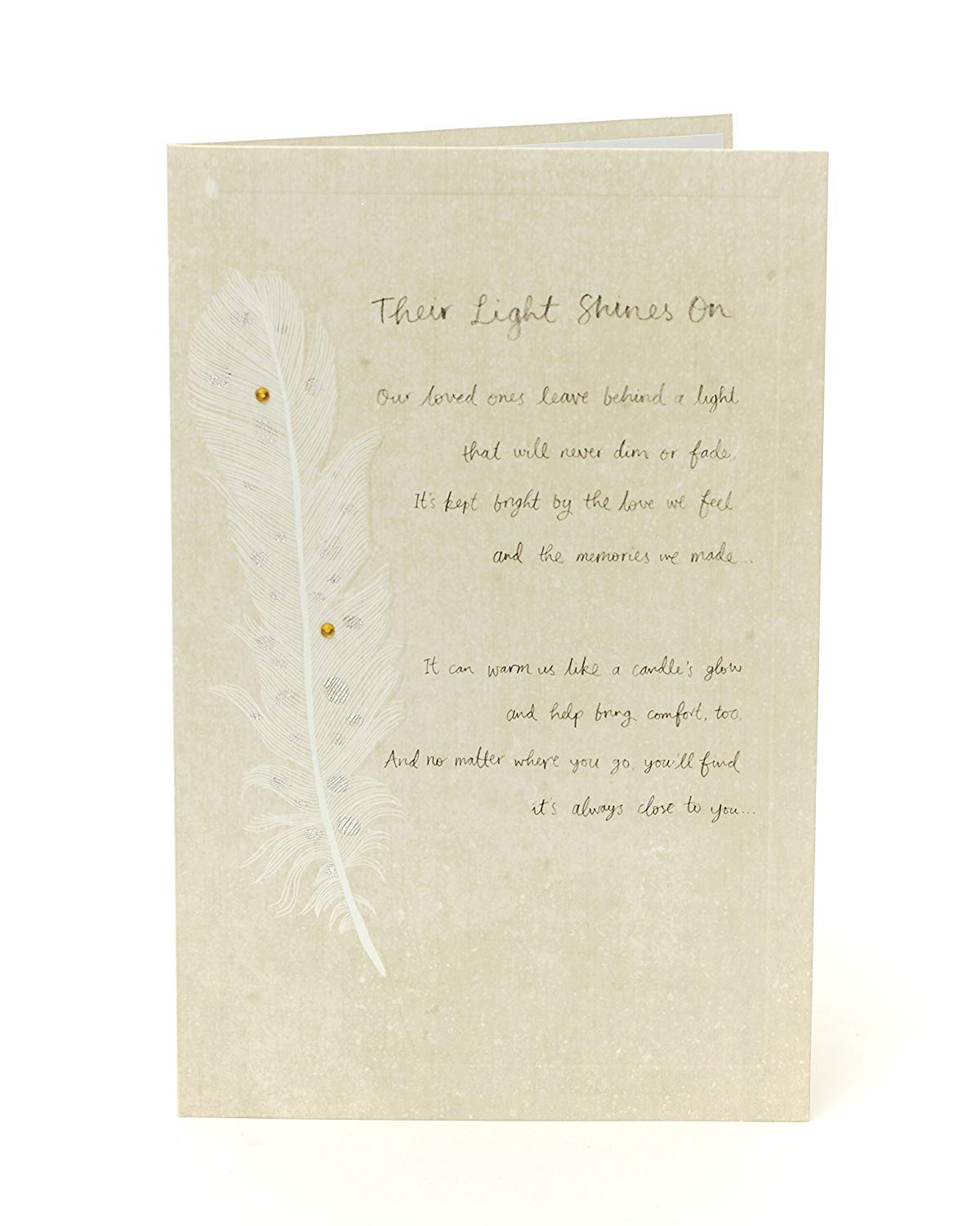Inspirational Card Sympathy Card Bereavement Card Thinking of You Card Sorry for Your Loss Cards Condolence Card